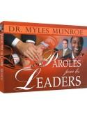 Paroles pour les Leaders