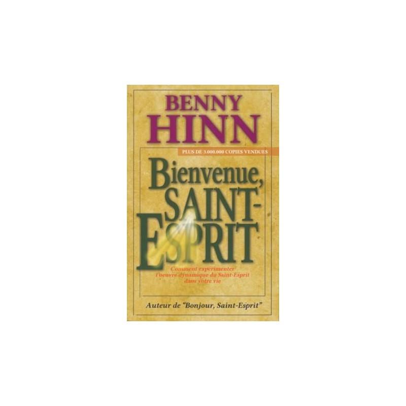 gratuitement le livre bonjour saint esprit de benny hinn
