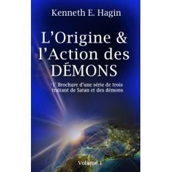 L'origine et l'action des démons (édition)