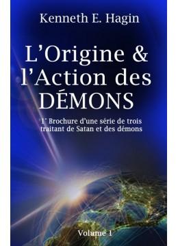 L'origine et l'action des démons