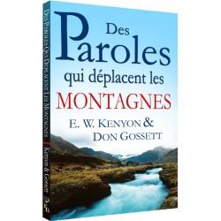 Des Paroles qui déplacent les montagnes (édition)