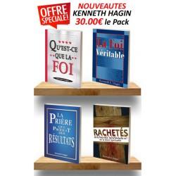 Pack Nouveautés Kenneth HAGIN