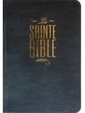 Bible noire, fermeture éclair