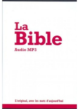 La Bible Audio