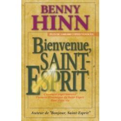 SAINT HINN BENNY BIENVENUE ESPRIT TÉLÉCHARGER