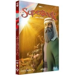 Superbook tome 7, saison 2 épisodes 7 à 9