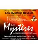 Cours - Les Mystères Révélés ( Flash sur la fin des temps )